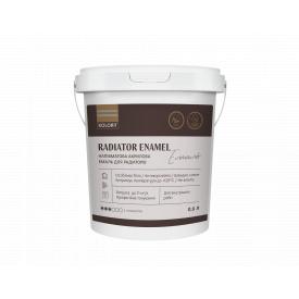 Емаль Kolorit Radiator Enamel для радіаторів база А 2 л