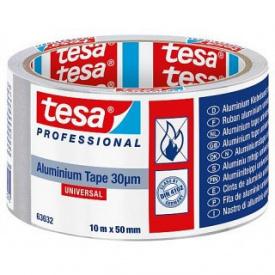 Алюминиевая лента Tesa серебристая 50 м 50 мм