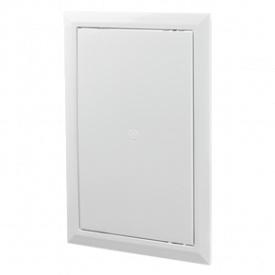 Л 200x200 мм (т/п) дверцы ревизионные пластиковые Vents