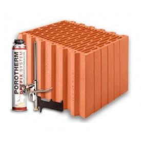 Керамический блок Porotherm 38 Dryfix 380х248х249 мм