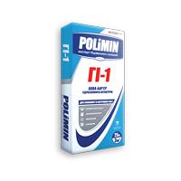 Гідроізолююча штукатурка POLIMIN ГІ-1 АКВА-БАР'ЄР 25 кг