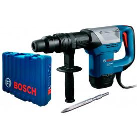 Отбойный молоток Bosch Professional GSH 500 с чемоданом зубилом 280 мм