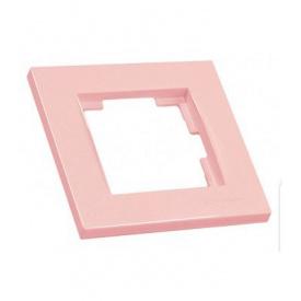 Рамка одномісна RITA Mutlusan рожевий