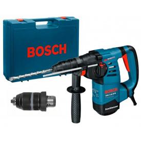 Перфоратор Bosch Professional GBH 3-28 DFR в чемодане с ШЗП