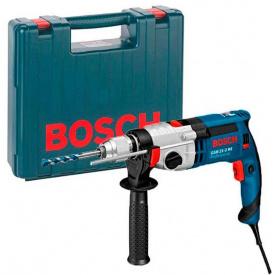 Дрель ударная Bosch Professional GSB 21-2 RE в чемодане с ШЗП