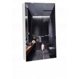 Шкаф-зеркало 40x63x12см ШК821