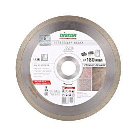 Диск алмазний Distar 1A1R 180x1,5x8,5x25,4 Bestseller Ceramic Granite для мокрого різання граніту, кераміки