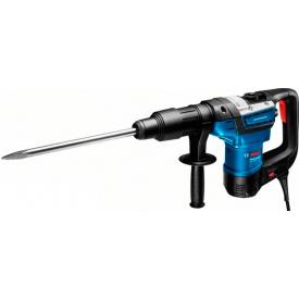 Перфоратор Bosch Professional GBH 5-40 D с пикообразным зубилом
