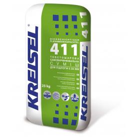 Суміш для підлоги високоміцна самовирівнююча цементна, 5-35 мм Kreisel