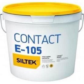 Siltek E-105 Contact Ґрунт-фарба контактна, база EC (5 л)