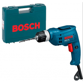 Дрель безударная Bosch Professional GBM 6 RE в чемодане