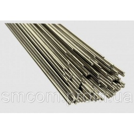 Срібний припій ПСр15 пруток 2х2х500 мм
