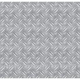 Лист алюминиевый рифленый Дуэт 1050Н24