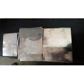 Срібний припій ПСр40 пластина 0,5 мм