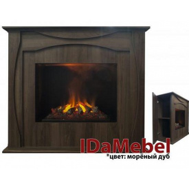 Електрокамін з порталом ROYAL FLAME IdaMebel Denpasar + Inferno каминокомплект