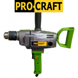 Дрель-миксер Procraft PS -1700 16 патрон
