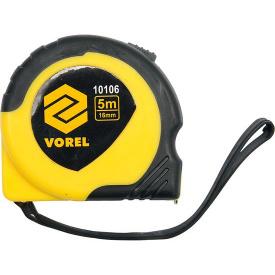 Рулетка VOREL 5м (10106)
