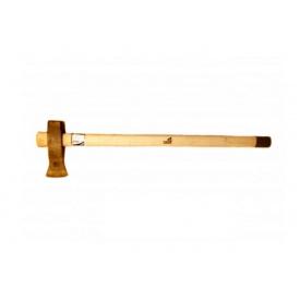 Топор-колун VIROK с ручкой кованая 1,2 кг (05V212)