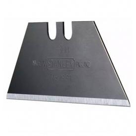Лезвия запасные STANLEY трапециевидные 50мм, 100 шт (1-11-908)