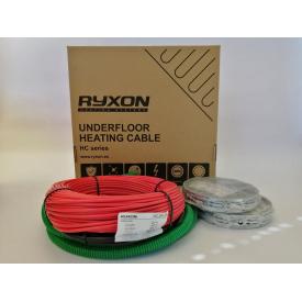Тепла підлога Ryxon НС на 2,5-3,1 м2/500Вт/25м.п тонкий електричний двохжильний