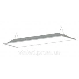 Офисный светильник светодиодный VTN LED панель 140 лм/Вт 5000 К 5500 лм 600x300 мм (В36-5550-BP4)