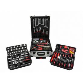 Набір інструментів GEKO 187 елементів