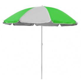 Садова парасолька Time Eco ТІ-002, 2м біло-зелений (4000810000548WG)