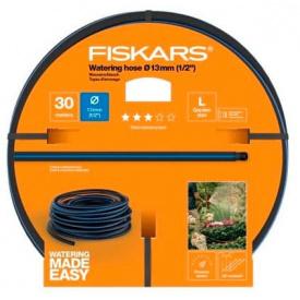 """Шланг Fiskars для полива 13мм (1/2 """") 30м Q3 (1027103)"""