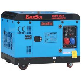 Генератор дизельный EnerSol SKDS-8E-3 (B)