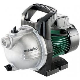 Насос садовый поверхностный Metabo 1000Вт P 4000 G (600964000)