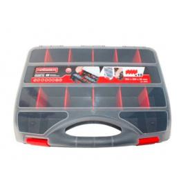 Органайзер пластиковый Haisser Domino 32 с регулируемыми секциями 325x260x65мм (65549)