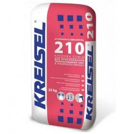 Клеевая смесь для крепления ППС плит Kreisel 210 25кг