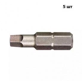 Набор бит DeWALT S2, 25 мм, 5 шт (DT7171)
