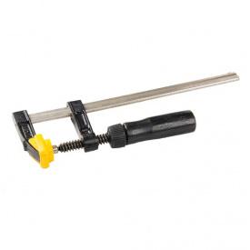 Струбцина столярная MasterTool тип F 200x50 мм, 1700Н (07-0001)