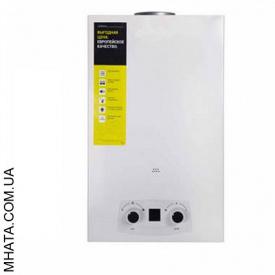 Газовая колонка Термо Альянс JSD 20-10 QB Белая 10 л в мин автомат