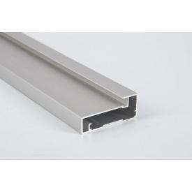 Алюминиевый рамочный профиль для мебельных фасадов М 41 5,95 м алюминий
