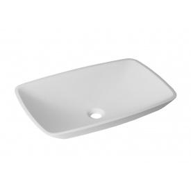 Умывальник для ванной комнаты Bulsan Cosmos прямоугольный врезной 580х379х120