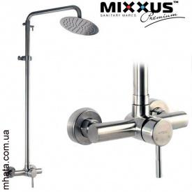 MIXXUS EKA-003-J Душевая колонна со смесителем из нерж. стали SUS304 (6 шт/ящ)