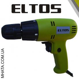 Дриль-шуруповерт мережевий Eltos ДЕ-780