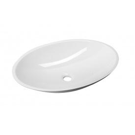 Умывальник для ванной комнаты Bulsan Cosmos овальный 580х420х120