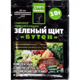 Удобрение Зеленый щит Бутон 10 г от Agromaxi оригинал