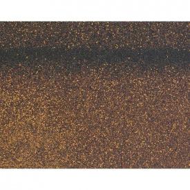 Коньково-карнизный элемент битумной черепицы SHINGLAS Песчаное плато (4К4Е21-0112RUS)