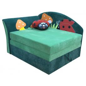 Диванчик малютка Ribeka Солнышко Мечта Зеленый (02M033)