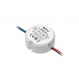 Светодиодный трансформатор LED GTV 15W 12V