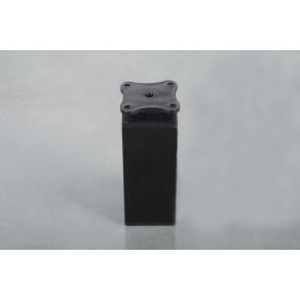 Мебельная ножка GTV DAKP-27 100 мм черный
