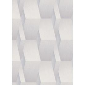 Виниловые обои на флизелиновой основе Erismann Fashion for Walls 106 12036-31 Серый-Белый