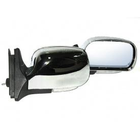 Зеркала наружные ВАЗ 2107 ЗБ-3107П Chrome сферические с указателем поворота пара