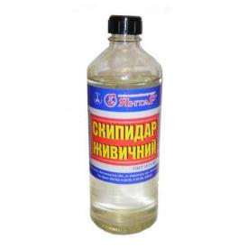 "Скипідар живичный ""Янтарь"" 0,4 кг"