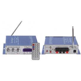 Hi-Fi усилитель в авто USB SD DVD CD FM MP3 плеер