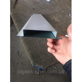 Забор РАНЧО 100/70 мм горизонтальный металлический одностороннее заполнение
